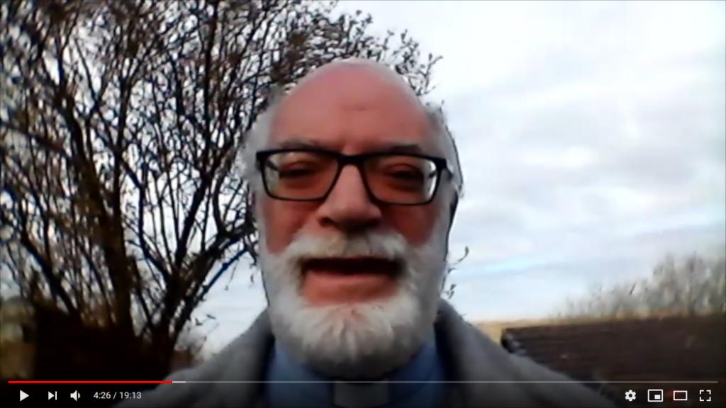 Screenshot_2020-07-09 (1) Maundy Thursday Web Worship from Hawkshaw - YouTube
