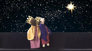 Puppets do Wise Men Visit Jesus